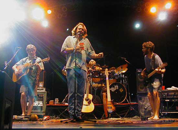 Widespread Panic at Mud Island Amphitheater
