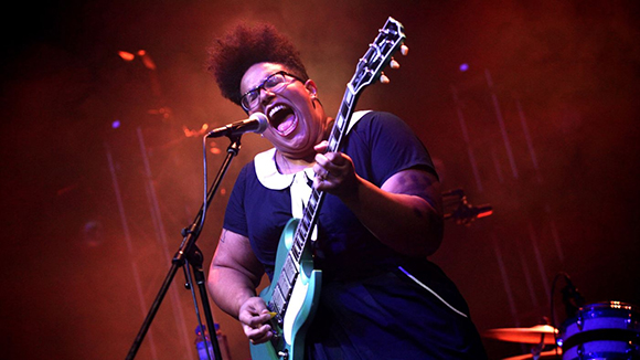 Alabama Shakes at Mud Island Amphitheater