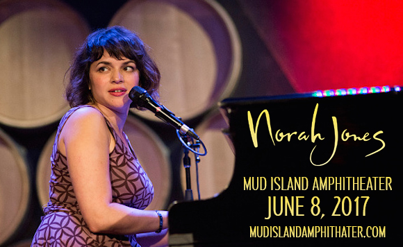 Norah Jones at Mud Island Amphitheater