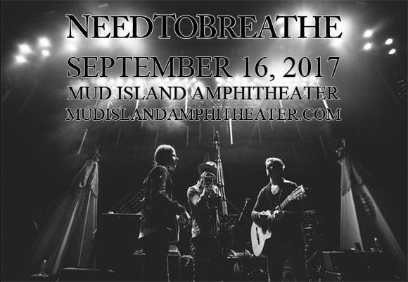 Needtobreathe & Gavin DeGraw at Mud Island Amphitheater