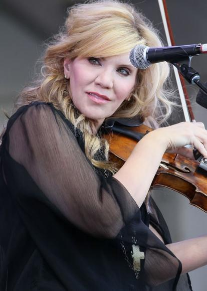 Alison Krauss at Mud Island Amphitheater