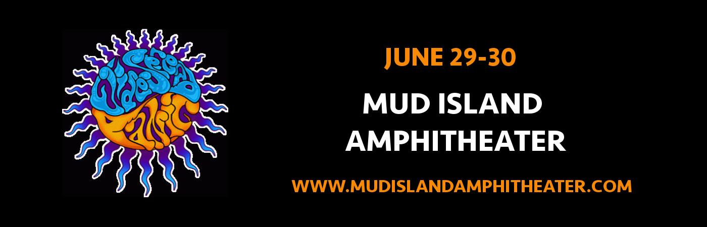 Widespread Panic at Mud Island Amphitheater